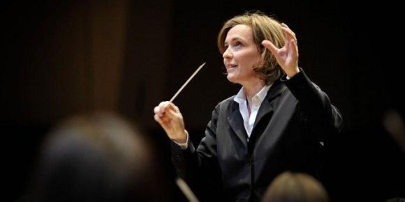 Le monde de la musique ne compte pas vraiment de Femmes chefs d'orchestre