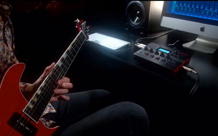 La guitare se démocratise sur internet