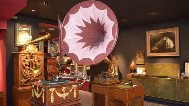 Le Phono Museum risque d'être fermé